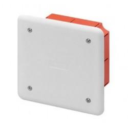Scatola di derivazione 92X92X45 colore arancio conf. in termoretraibile