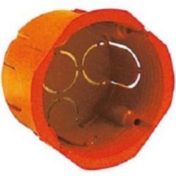 Scatola di derivazione  85 colore arancio