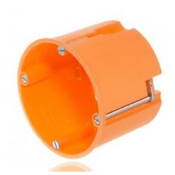 Scatola di derivazione  85 per cartongesso colore arancio