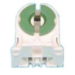 Portalampada per fluorescenti lineari T8/T10/T12