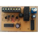 Sequenziatore di luci 500 W 2/3/4 canali V.230