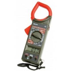 Tester digitale tensione DC/AC con pinsa amperometrica