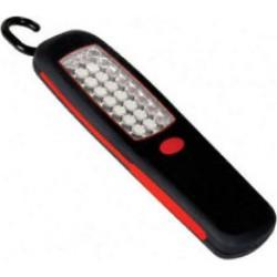 Lampada portabile a led per officina