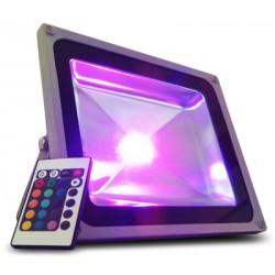PROIETTORE RGB CON TELECOMANDO 10W/20W/30W/50W