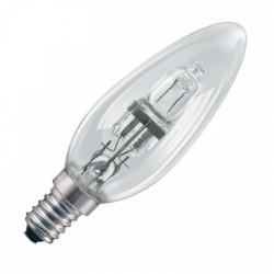 LAMPADA ALOGENA OLIVA E14 28W/42W CHIARA
