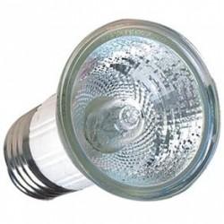 LAMPADA ALOGENA DICROICA E27 50W 230V.