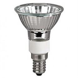 LAMPADA ALOGENA DICROICA E14 35W 230V.