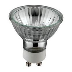 LAMPADA ALOGENA DICROICA GU10  50W  12V. O 230V.