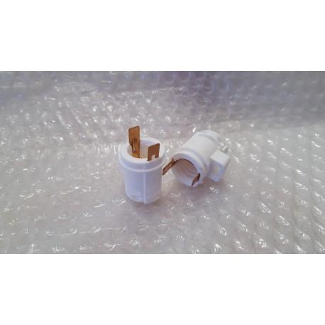 Portalampada E14 senza base per luminarie
